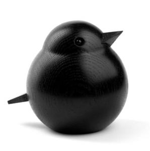 Bilde av Spurv svart eik pappa