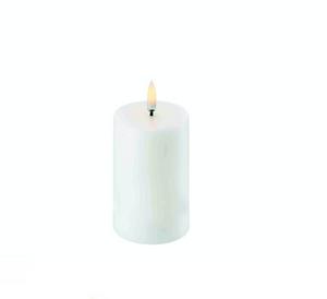 Bilde av Uyuni 5*7cm hvitt LED kubbelys
