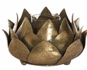 Bilde av Shishi Lotus telysestake 17cm (56662)
