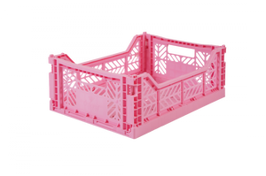 Bilde av Aykasa foldekasse midi baby pink