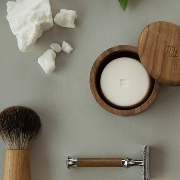 barbering Fitjar såpe after shave berber krem høvel vegansk tre havn Folgefonn fjellheim Slåtterøy